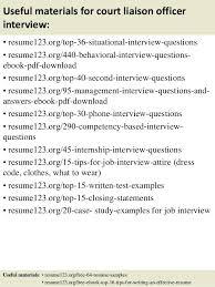 Liaison Resume Sample Client Liaison Resume Sample