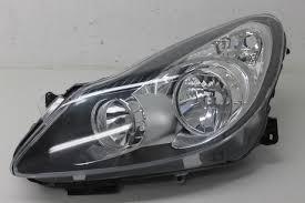 Xdalysltopel Corsa D Light Lamp Left Left Front Uk Uk Version