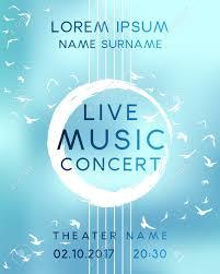 Concert Poster Design As If Musical Concert Poster Design Arabianews Me