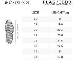 Golden Goose Size Chart Us Buy Golden Goose Women May Sneaker G32ws127 H5 Houston Outlet