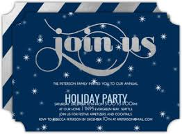 Cheap Business Holiday Party Invitations | Invite Shop