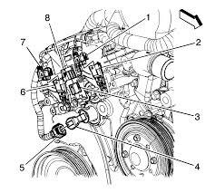 2009 buick enclave cam sensor location vehiclepad 2009 buick repair instructions camshaft position sensor replacement bank