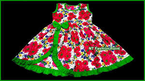 New Fashion Baby Dress Designs New Pattern Design Baby Girl Frocks New Style Sweet Baby Kids Cotton Summer Modern Dress