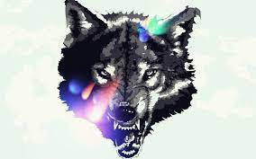 Wolf Drawings Wallpapers - Wallpaper Cave