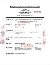 High School Student Resume Templates Microsoft Word High School Student Resume Templates Microsoft Word MayaMokaComm 35