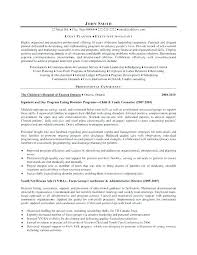 Sample Resume For Non Profit Organization Best of Best Non Profit Resume Samples Images On Free Resume Community