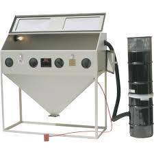 Sand Blaster Cabinet Alc Steel Abrasive Blaster Cabinet 60in Model 40413