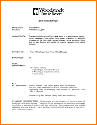 objective on resume for receptionist resume template impressive front desk leading professional clerk