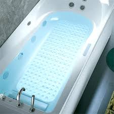 non skid bath mat rectangle anti skid bath mat soft bathroom massage mat suction cup non