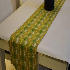 Runner Tavolo Giallo : Get cheap tavolo verde corridore aliexpress alibaba