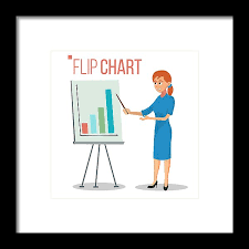 What Is Flip Chart Presentation Flip Chart Presentation Concept Vector Woman Showing Strategy Presentation Training Conference Meeting Flat Cartoon Isolated Illustration Business
