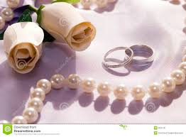 Wedding Still Life 2 Stock Photo Image Of Perl Wedding 263778
