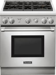 thermador oven range. thermador pro harmony professional series prg304gh - feature view oven range e