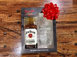 jim beam gift set
