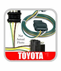 trailer wiring harness 2001 toyota tundra wiring diagram 4 Pin Trailer Wiring Diagram at 2004 Toyota Tundra Trailer Wiring Diagram