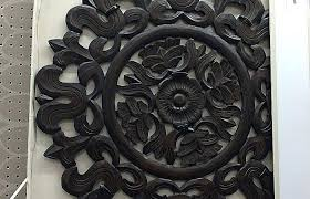 outdoor wall medallion wall decoration medium size wood medallion wall decor unique mesmerizing rectangular carved ceiling