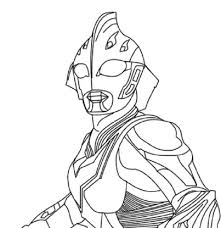 600x617 ultraman coloring pages ultraman coloring pages 538 600617 pixels