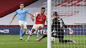 FC Arsenal im FA-Cup-Finale - Pierre-Emerick Aubameyang schockt Manchester  City - Eurosport