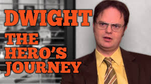 michael scott s letter of recommendation for dwight dwight schrute the heros journey