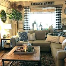 country decorating ideas for living rooms. Country Style Decor Farm Living Room Best Farmhouse Decorating Ideas On Half For Rooms