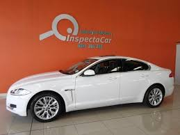 2012 Jaguar XF 2.2 I4 Diesel Premium Luxury, White With 42500km Available  Now!