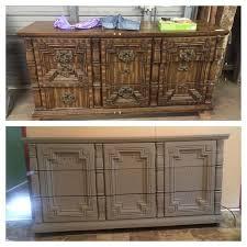 antique painted furnitureAntique Chest Refinish  Hometalk