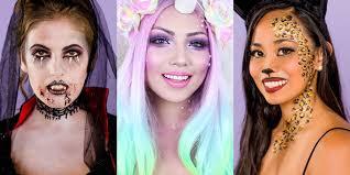 38 elaborate makeup tutorials for your best costume yet
