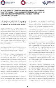Informe Profesional Informe Procedencia De Contratar A Honorarios A Profesional