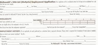 Mcdonalds Application 2018 Careers Job Requirements Interview Tips
