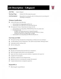 job description for lifeguard resume lifeguard job description and job description for lifeguard resume lifeguard job description and lifeguard resume objective sample sample lifeguard resume example lifeguard resume sample