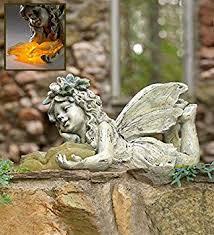 fairy garden statues. Modren Statues Solar Reading Fairy Garden Statue Intended Statues