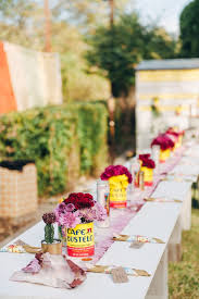 Vintage Diy Wedding Ideas Photograph  DIY Backyard WeddingDiy Backyard Wedding Decorations