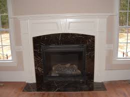 interesting images of black fireplace mantel decor magnificent home interior decoration using white wood shelf