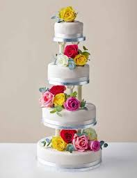 Wedding Cakes 3 Tier 2 Tier 4 Tier Wedding Cakes Ms