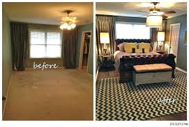Master Bedroom Makeover Before And After New Bedroom Makeovers Before And  After Car Tuning Bedroom Small .