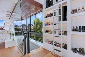 sumptuous shoe cubby look orange county contemporary closet