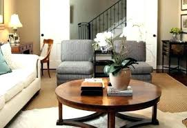 round coffee table decor collection in decorating a glass diy base ideas