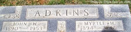 Terry County Memorial Cemetery A-G