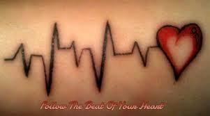 Obrázek Tetování Tep Srdce Askfmparecekdarecek