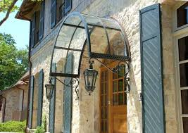 glass awning residential inspirational front door canopy over front door awnings rustic awning curved
