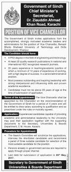 universities boards department sindh jobs on  universities boards department sindh jobs