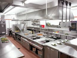 Small Commercial Kitchen Designing The Kitchen Space