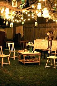 party decoration ideas for outdoors outdoor fun birthday and parties decorating on a budget