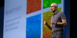 Microsoft Company Worth Microsoft Ceo Satya Nadella Sold 35 9 Million Worth Of His