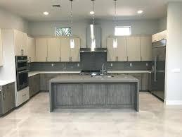 modern kitchen gray and white quartz countertops grey granite worktops