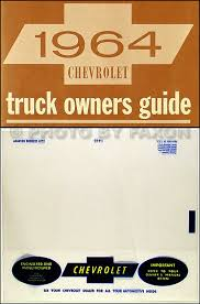 1964 chevy truck c10 wiring diagram 1964 image 1964 chevrolet pickup truck wiring diagram manual reprint on 1964 chevy truck c10 wiring diagram