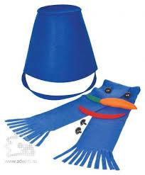 <b>Набор для лепки</b> снеговика «Улыбка» - с логотипом: купить оптом ...