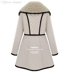 Wholesale-Lady New Winter Cotton-padded Jacket Coat Women's ... & Wholesale-Lady New Winter Cotton-padded Jacket Coat Women's Outdoor Long  Coat Women Show Thin Cotton Quilted Jacket S,M,L,XL,2XL White Jacket Mink  Jacket ... Adamdwight.com