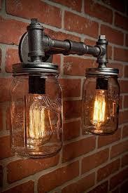 Interesting Wall Lights 33 Interesting Handmade Industrial Lighting Design Ideas