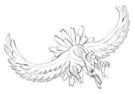 画像酉年だし安価で鳥ポケモン描いていく ポケモンまとめ